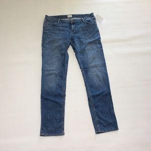 Hudson Jax Boyfriend Skinny Jeans